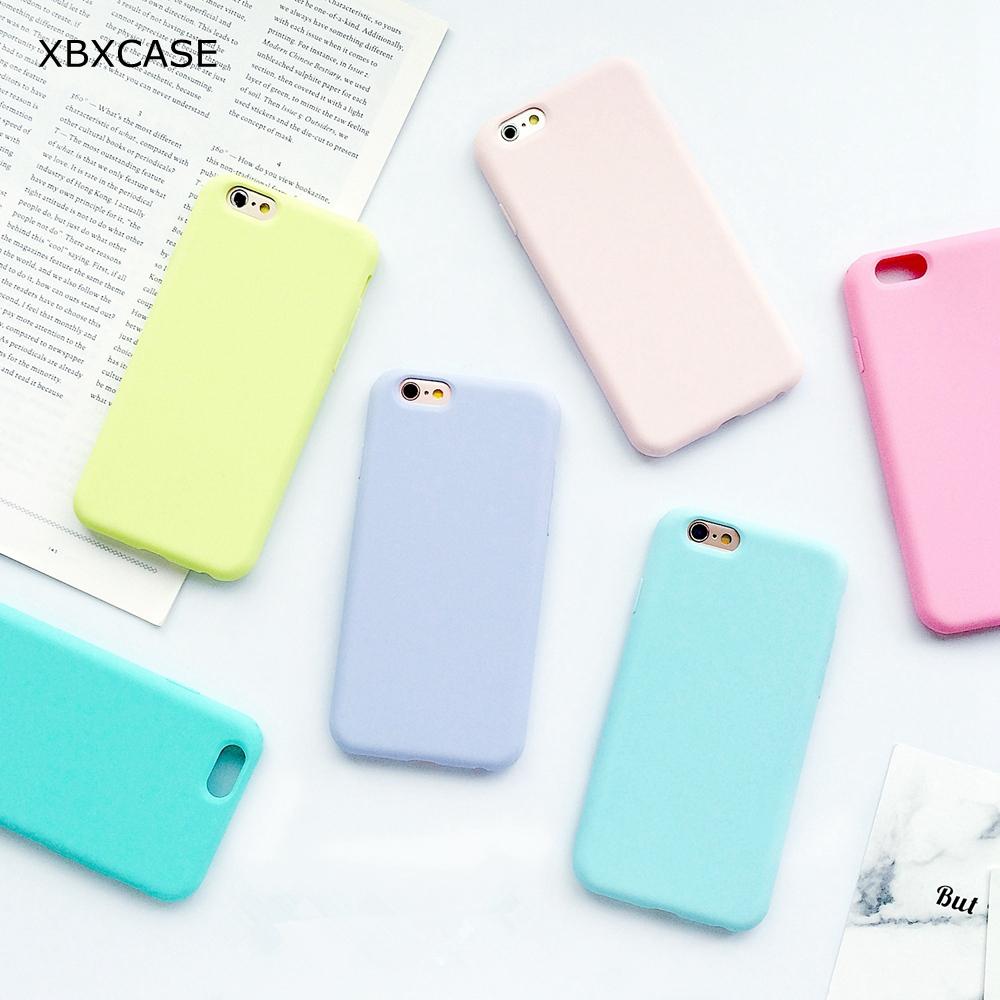 XBXCASE tenké TPU puzdro na Iphone 57fbb36f77f