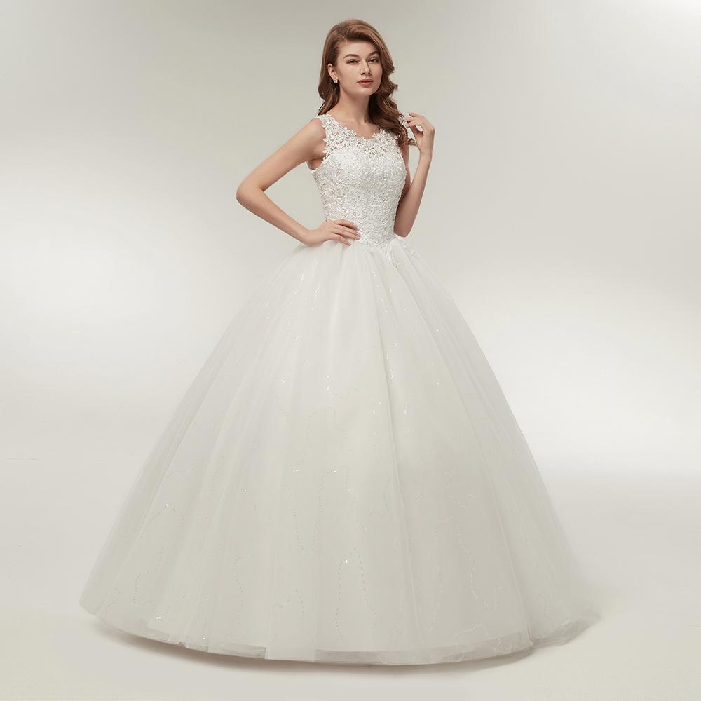 68c93ad52eac Lacné svadobné šaty pre nevestu