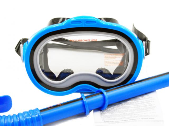 Zaži krásy podmorského sveta s kvalitnou potápačskou  maskou
