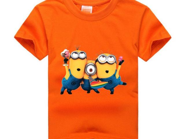 Potešte svoje dieťa tričkom s motívom obľúbeného rozprávkového hrdinu