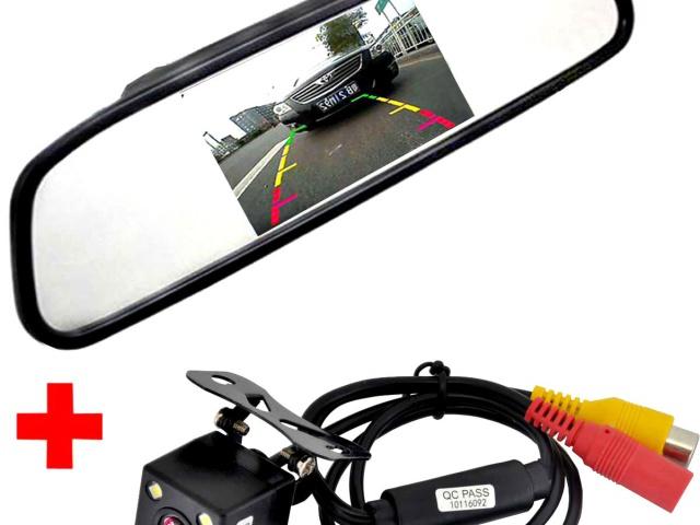 S parkovacou kamerou sa stane pre vás cúvanie hračkou