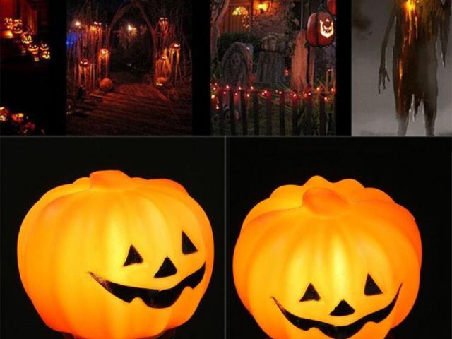 Štýlová výzdoba na skutočnú hallowen párty len za pár eur