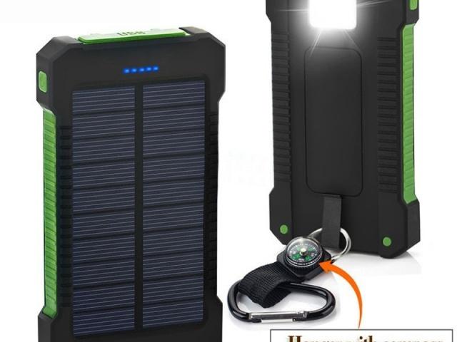 Solárna nabíjačka: Dodá vášmu telefónu potrebnú energiu kdekoľvek