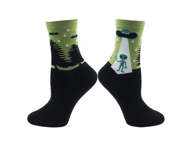 Zaujímavé ponožky pre mladé dámy, ale aj odvážnych pánov