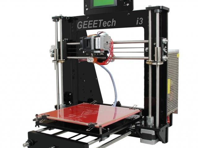 Spoznajte čaro 3D tlače. Lacné tlačiarne z Číny kúpite už od 100 €