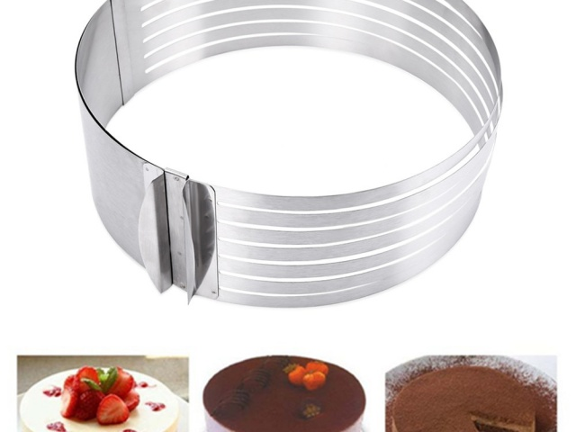 Potreby na krájanie koláčov pre šikovné gazdinky