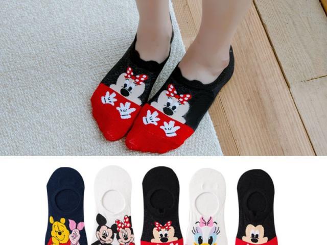 Veselé ponožky pre celú rodinu