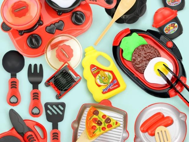 Hračky na varenie a do kuchynky