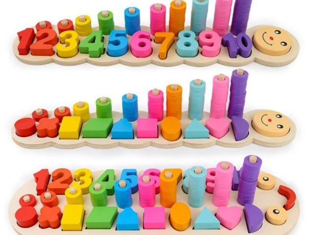 Edukatívne hračky a Montessori hračky pre deti