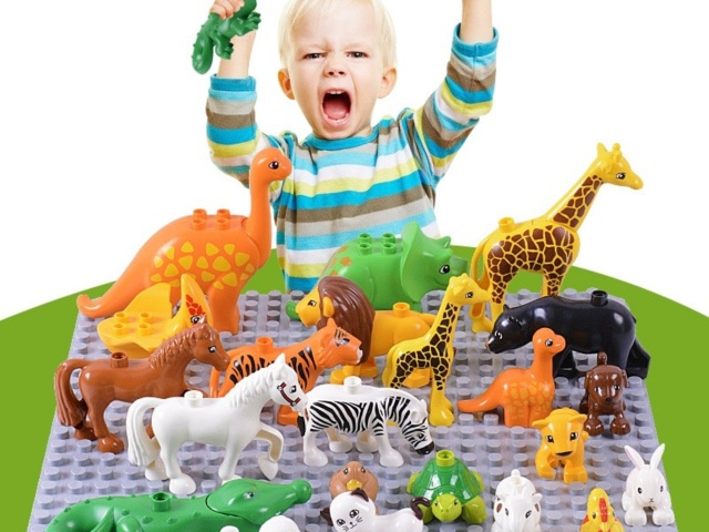 Lego pre najmenšie deti